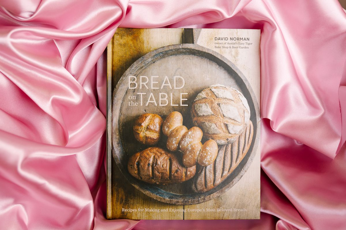 The bread cookbook from Easy Tiger