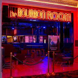 Outside The Bourbon Room