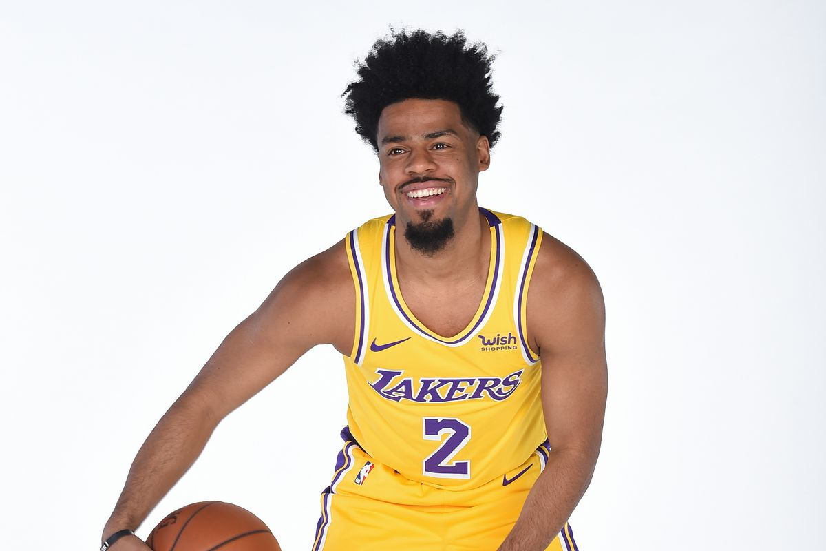 2020-21 Los Angeles Lakers Content Day