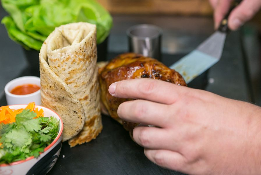Birch's Massive Pork Shank Is an Epic Meat Dish Worth Sharing in ...
