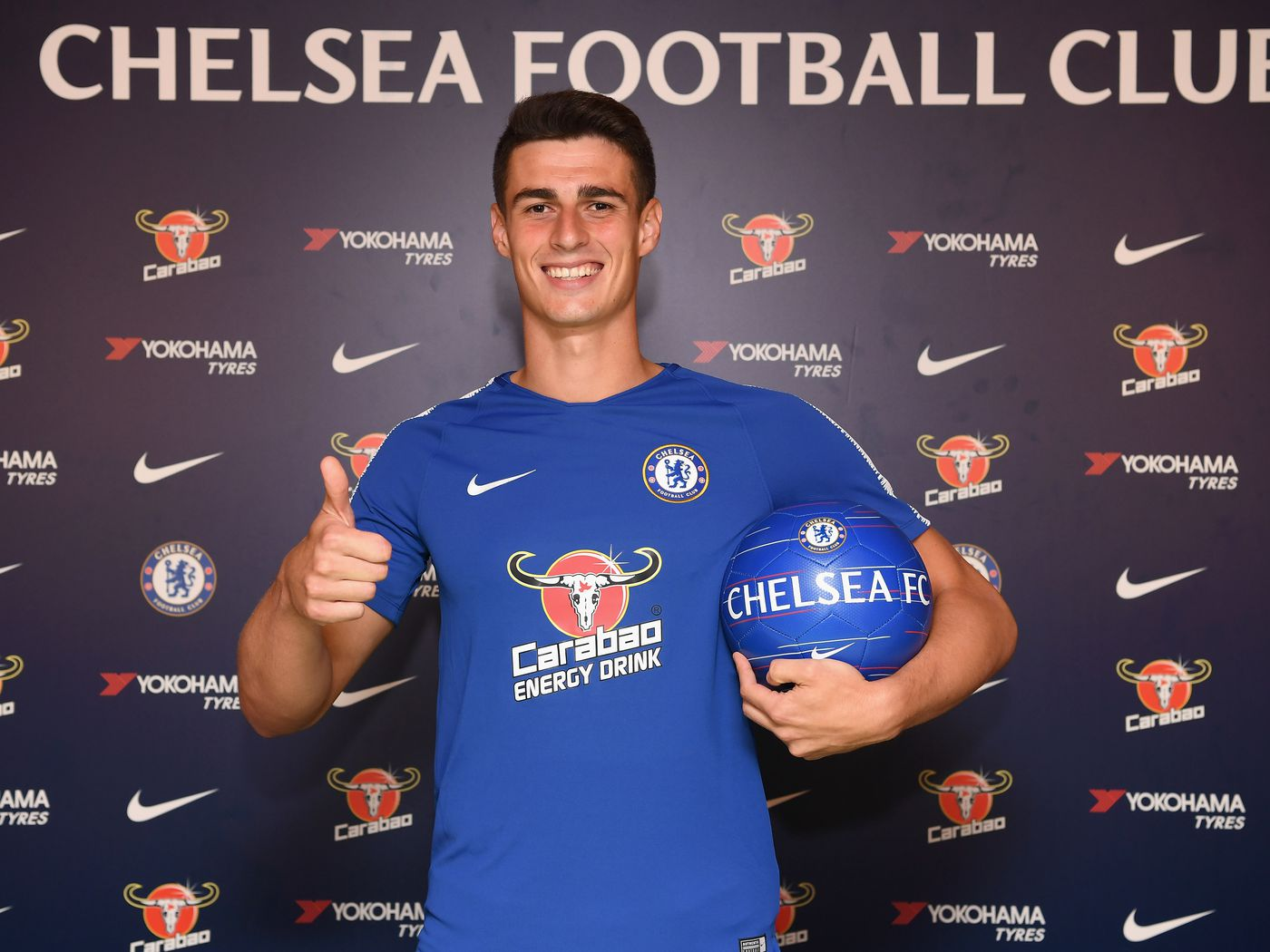First Words Ambitious Kepa Arrizabalaga Wants To Be E A