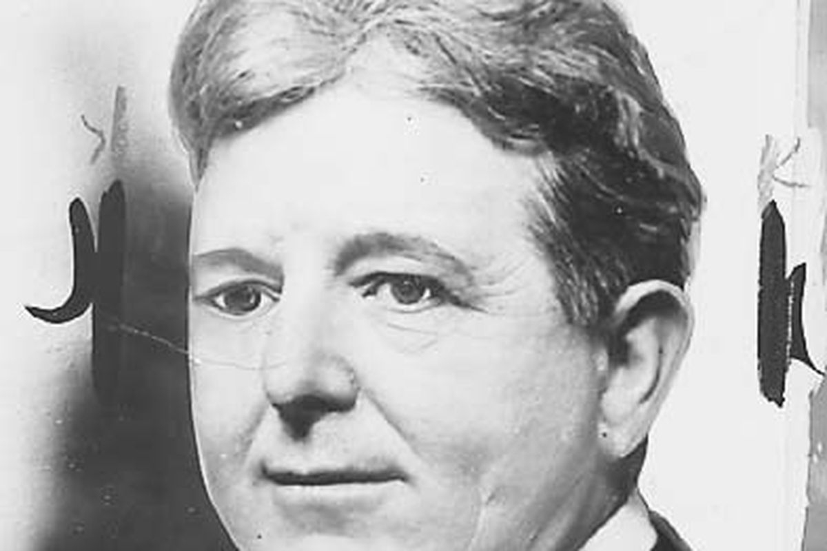 Charles A. Comiskey, founder of the Chicago White Sox.