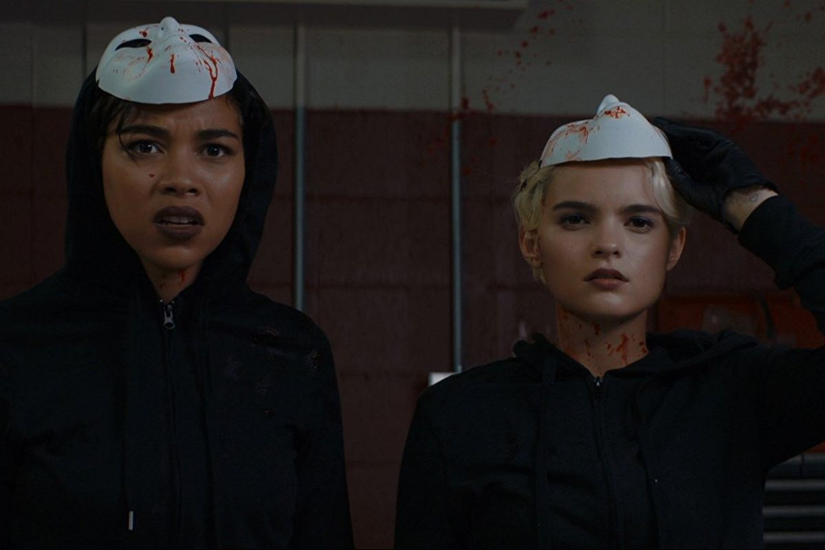 Tragedy Girls Is A Lazy Attempt At Horror Satire Redeemed Only By