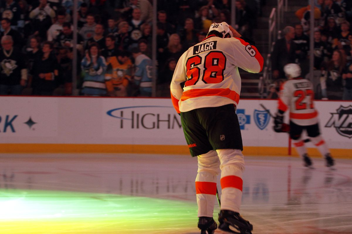 Lessons to be learned from the 2011-12 Flyers