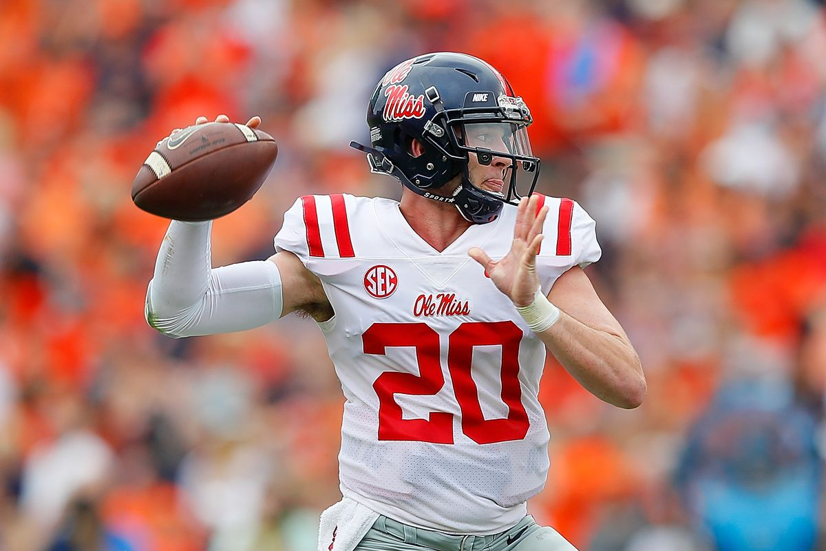 official photos 3ce06 033ed Shea Patterson is eligible and a great fit for Jim ...