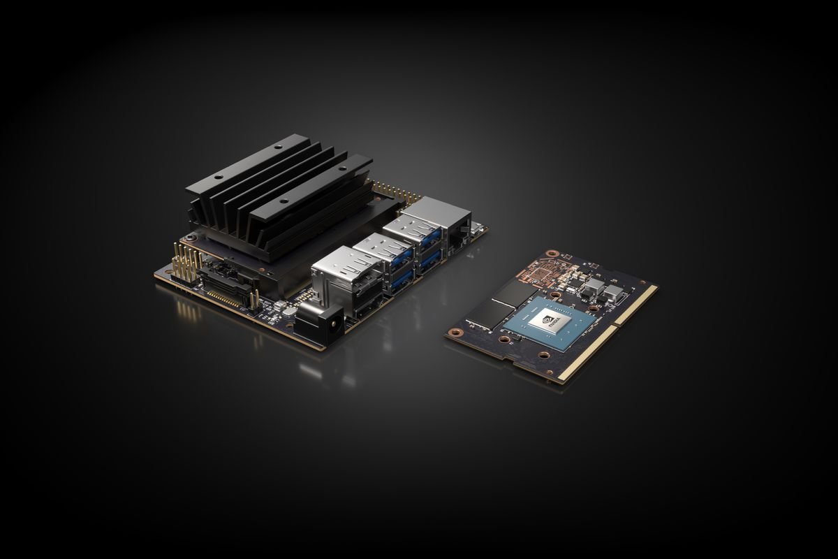 Nvidia announces $99 AI computer for developers, makers, and