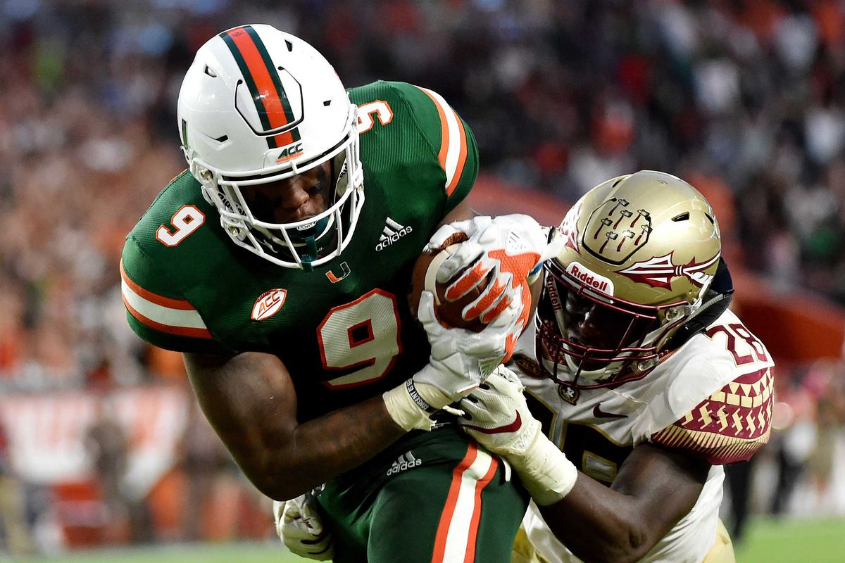 Film Room Juco Carson Proctor To Join Hurricanes State Of The U