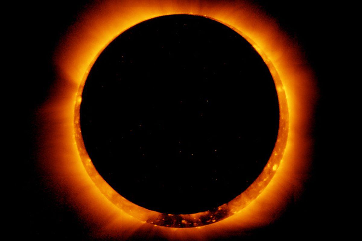 Annular Eclipse (NASA)