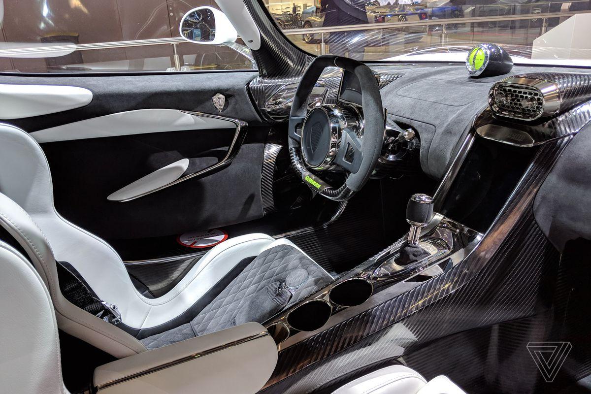 Koenigsegg's Jesko is a 300 mph projectile on wheels - The ...