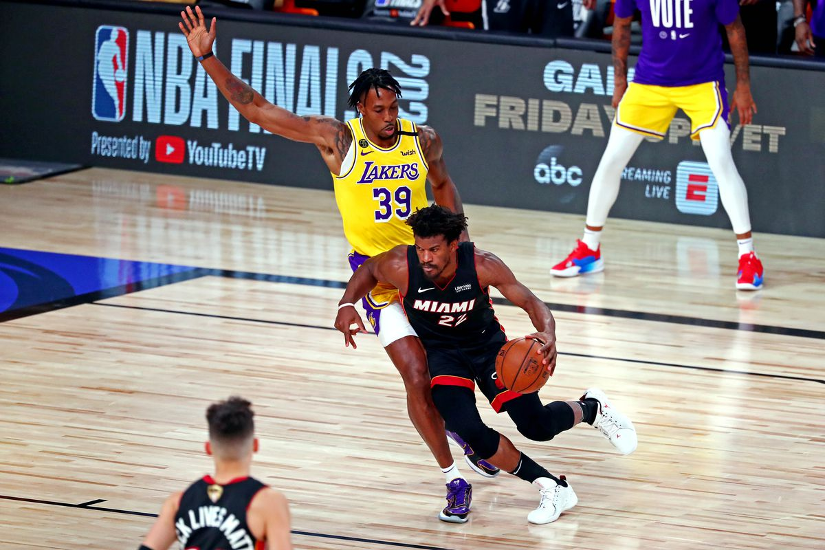 Heat implode in Game 1, fall to Lakers 116-98 - Hot Hot Hoops