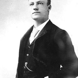Heber Manning Wells, first governor of the State of Utah. 1896-1905.