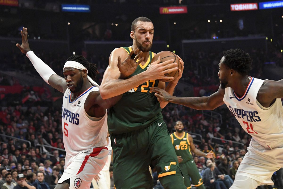 Jazz Look To Go Up 2 0 Against The Clippers This Season