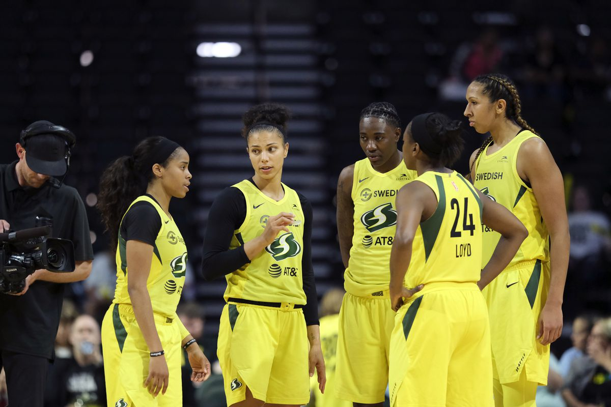 Seattle Storm impressed with their resiliency during 2019 WNBA season - Swish Appeal