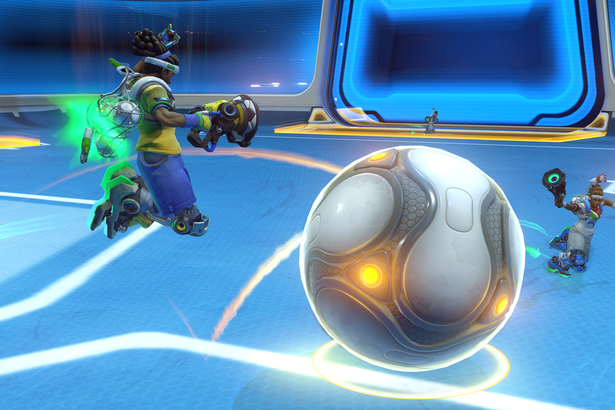 Follow this code to make Lucioball a fun experience with friends.
