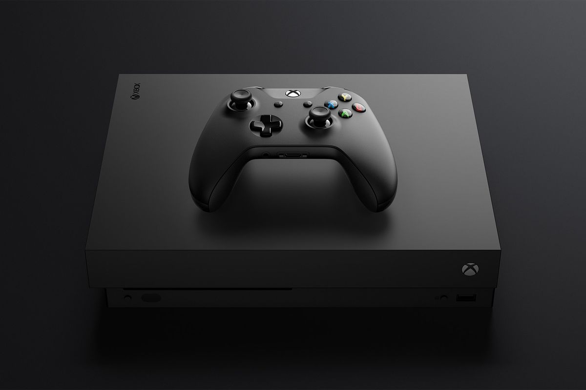 876bdc786372 The Xbox One X makes the PlayStation 4 Pro feel like a half-measure ...