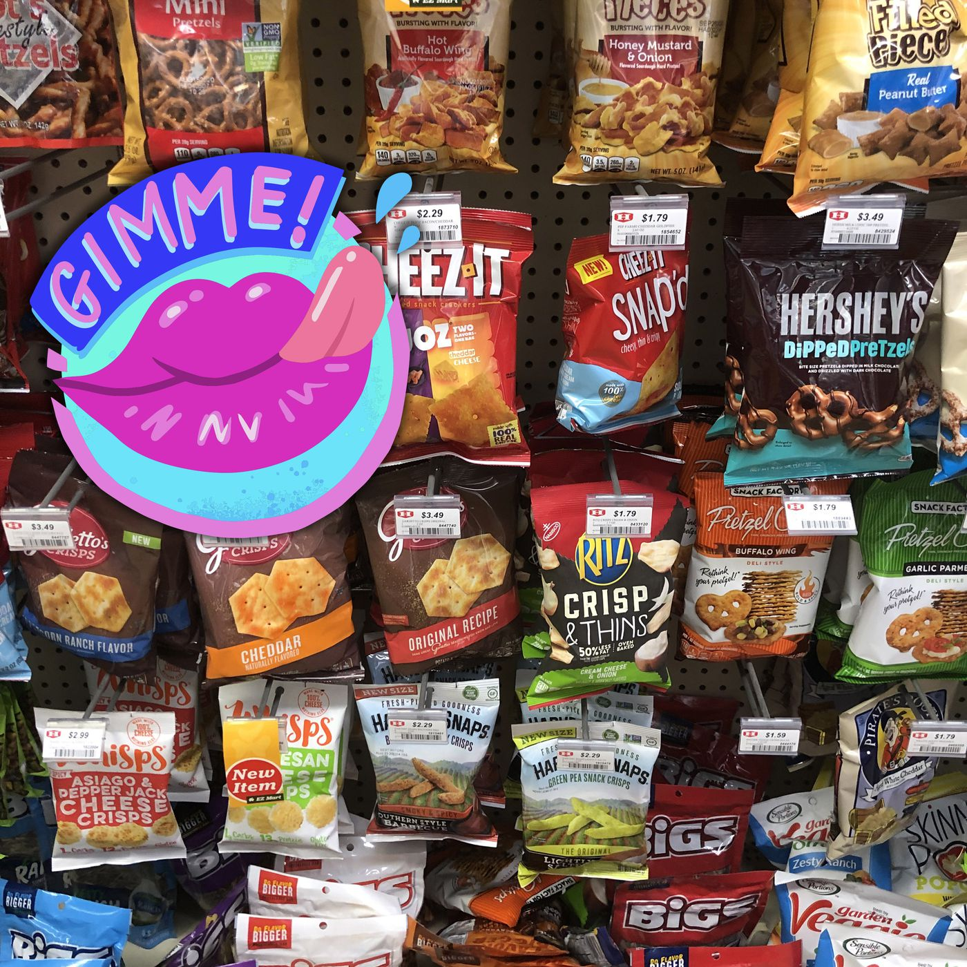 The Best Snacks For Road Trips Eater