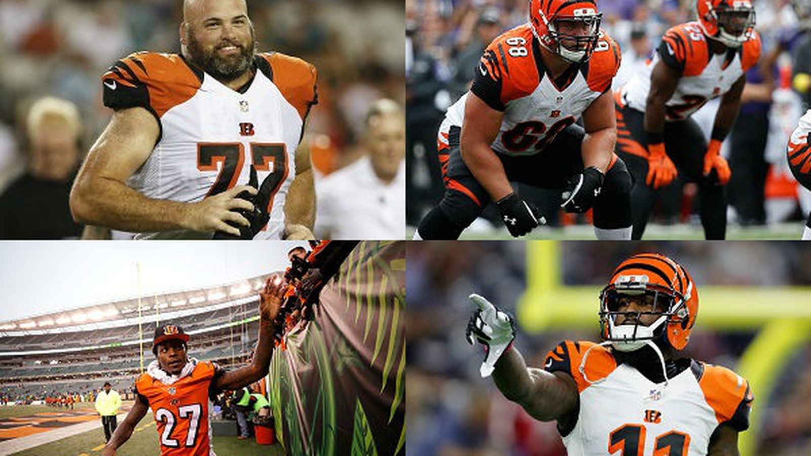 Nf Nfl Free Agents 2016 Rankings - Ranking the bengals 2017 free agents in order of priority to re sign cincy jungle