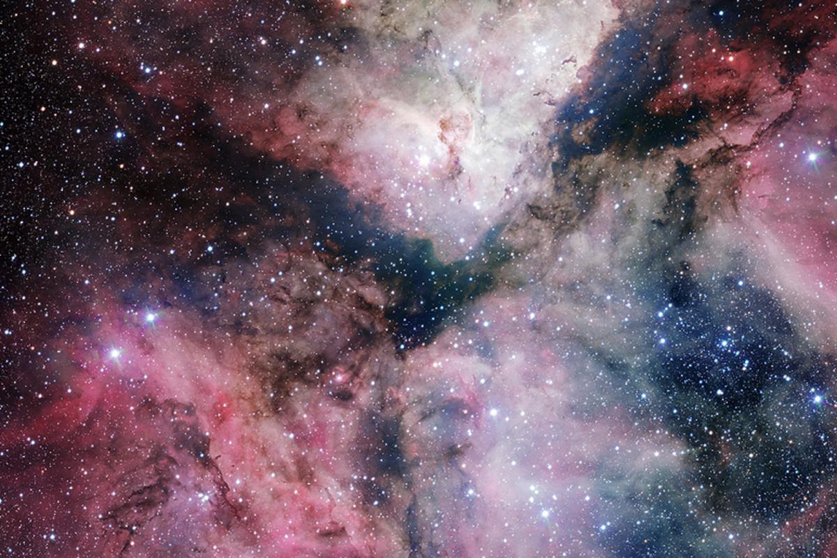 Carina Nebula VST
