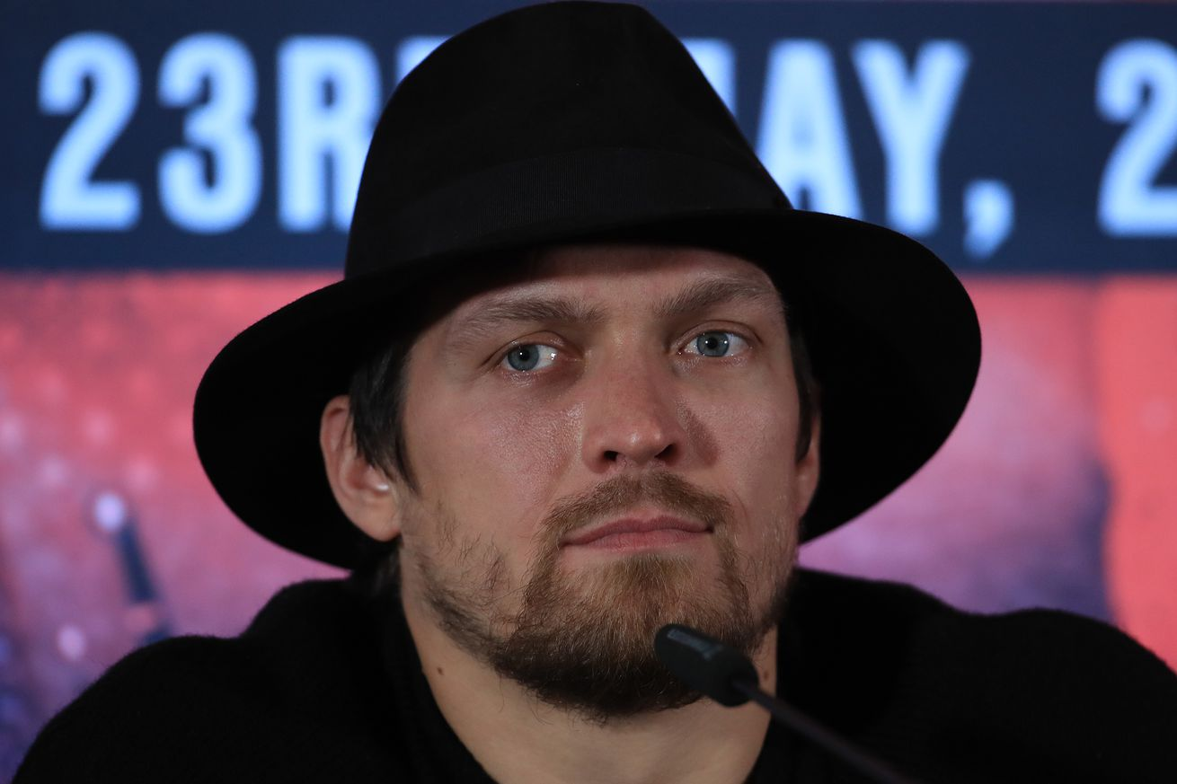 1212179155.0 - Usyk next for Joshua if Fury proves unavailable