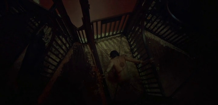 Hannibal becomes an imprisoned pig. Really.