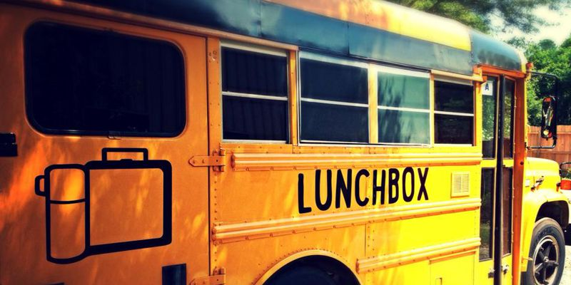 Lunchbox Food Bus