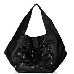 """<b>Foley + Carinna</b> Grand Street leather tote, <a href=""""http://www.theoutnet.com/product/216277"""">$99</a> (was $495)."""