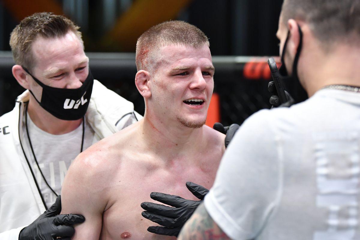 UFC Fight Night: Giles v Dolidze