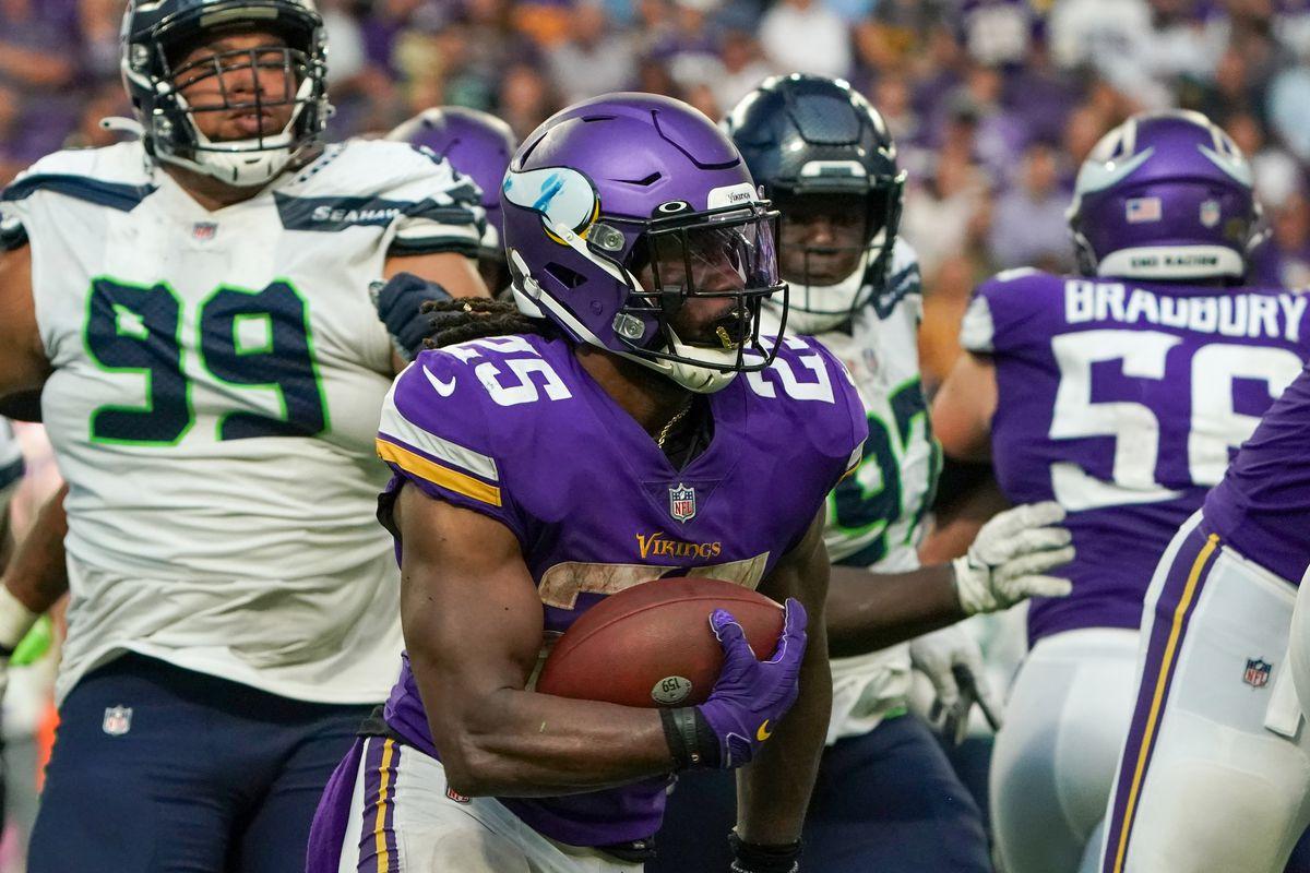 NFL: SEP 26 Seahawks at Vikings