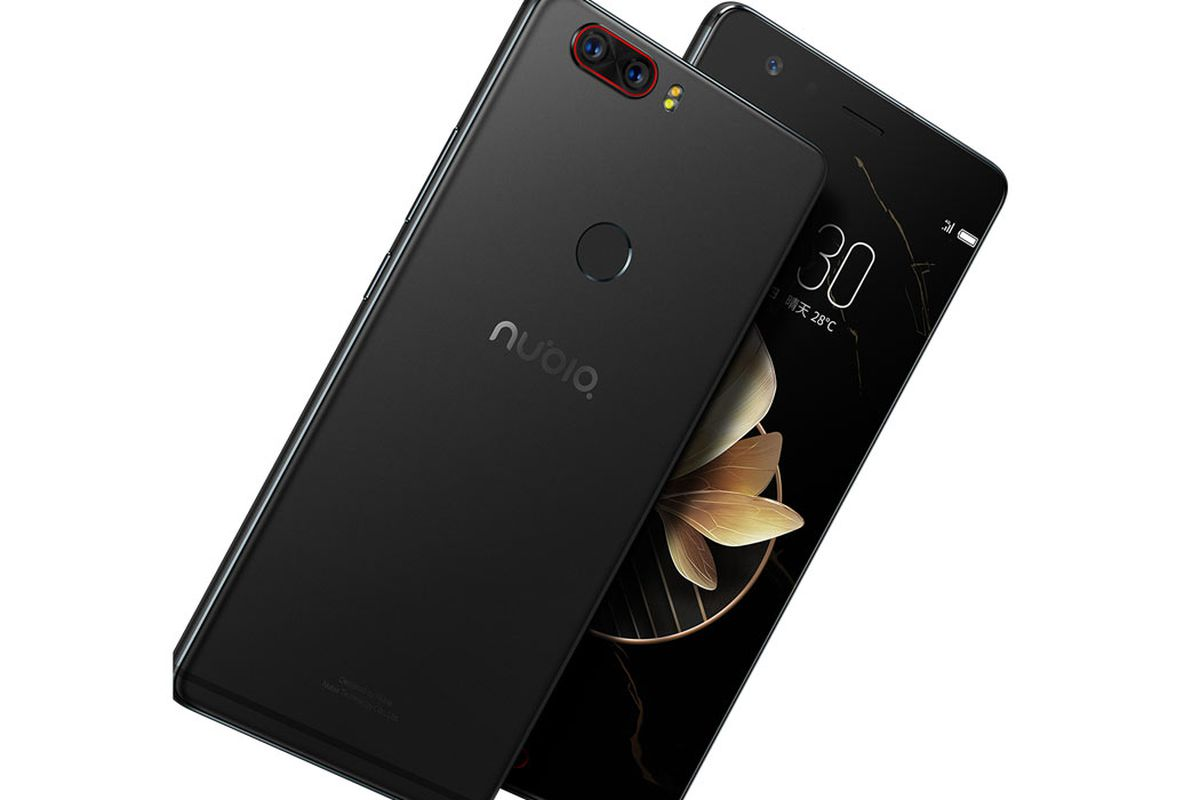 Eric zte nubia z17 gold are the pros