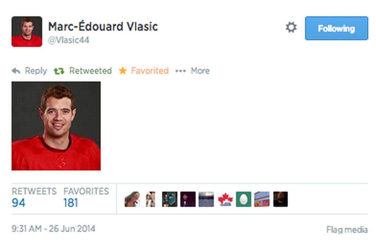 The tweet heard 'round the world