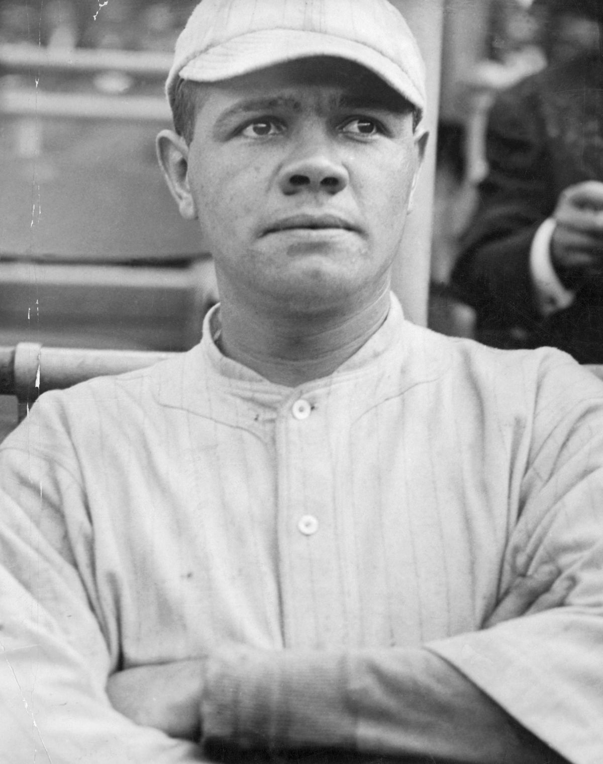 Red Sox Pitcher Babe Ruth