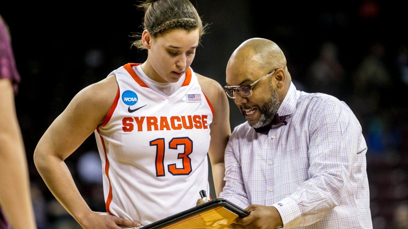 SU Women's Basketball Coach Quentin Hillsman Agrees to Contract Extension - Troy Nunes Is An ...