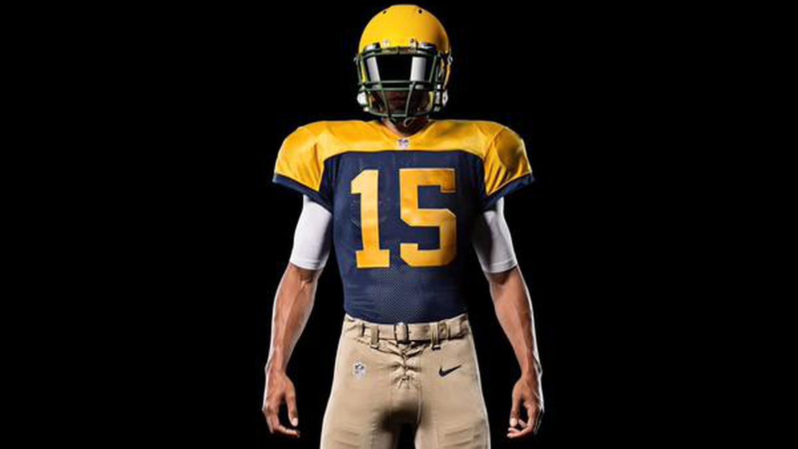 Packers unveiled alternate uniforms that are throwbacks to throwbacks -  SBNation.com 40c6364b6