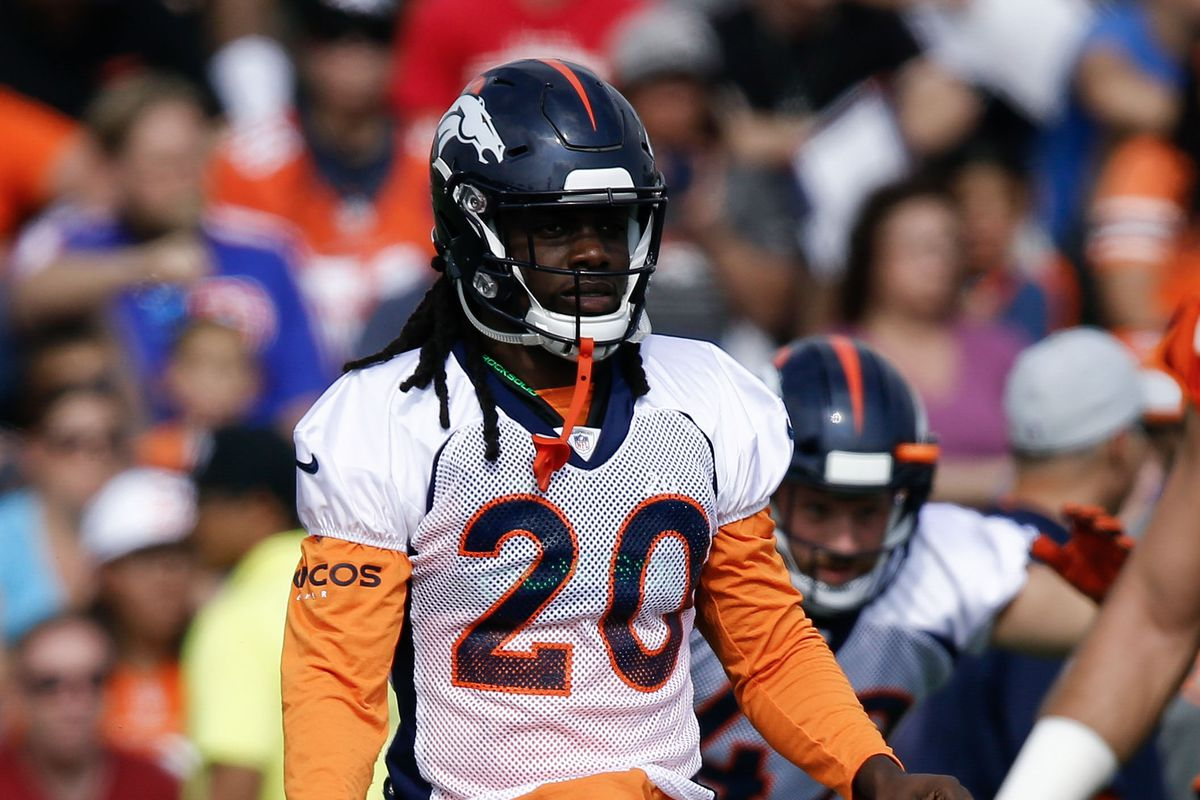 best website 71e1e 6e57d Broncos' Safety Jamal Carter out for the year with torn ...