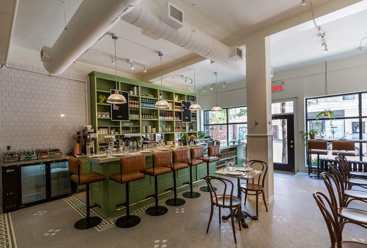 Take a Tour of Arthurs, a New Wave Nosh Bar for Saint-Henri Fressers