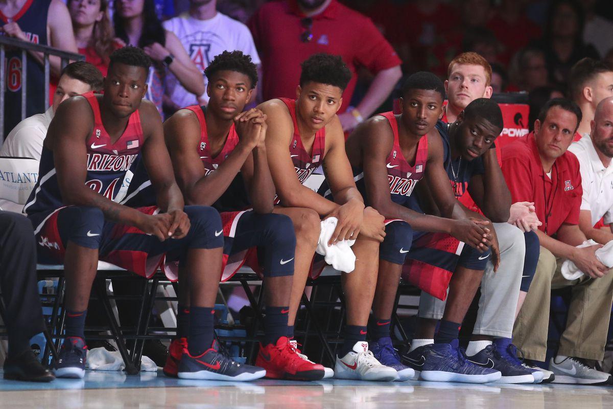 NCAA Basketball: Battle 4 Atlantis-North Carolina State vs Arizona