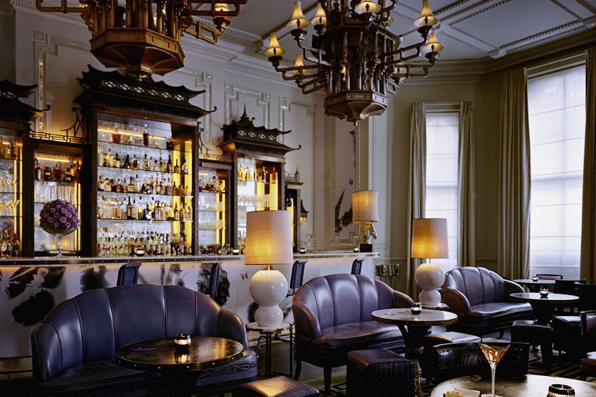 Artesian, Drinks International's top-rated bar.