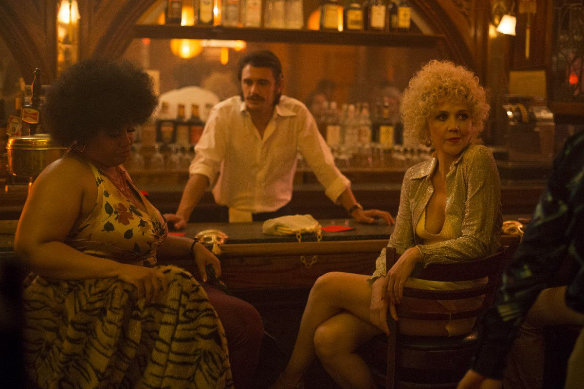 Actors from 'The Deuce'