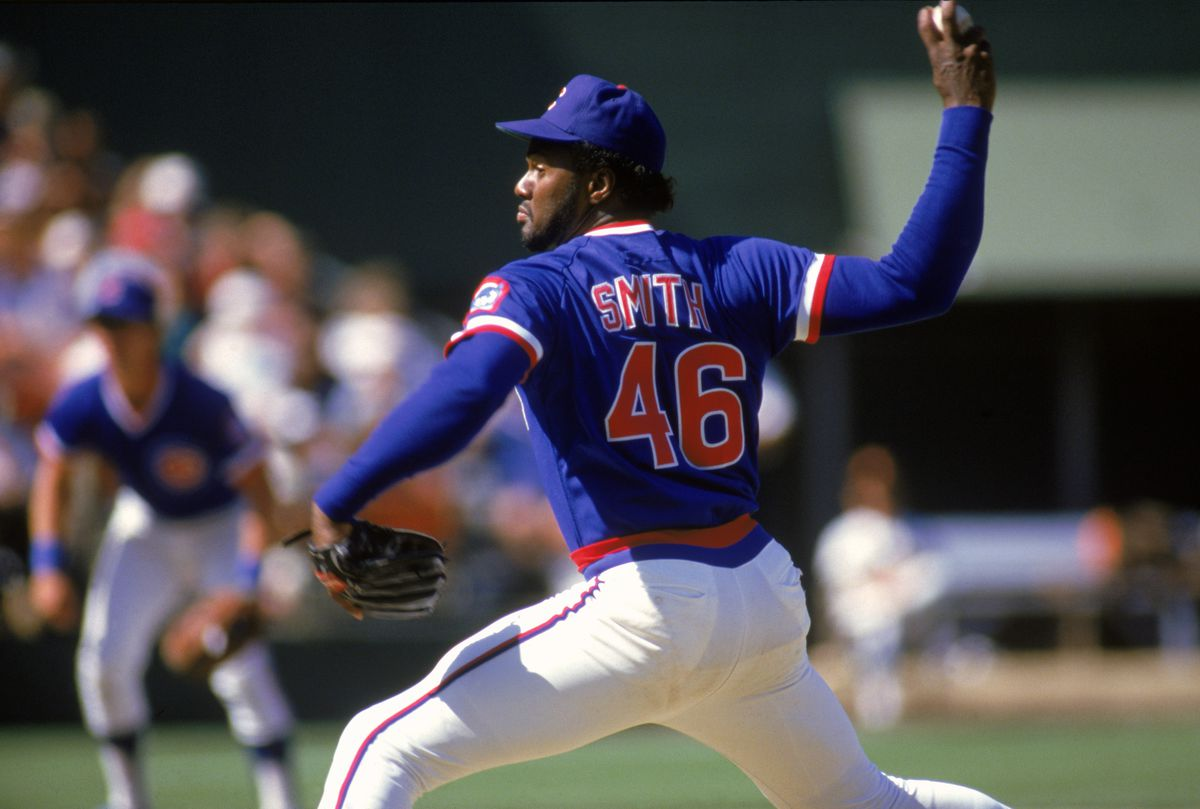 lee smith 1986 (Stephen Dunn/Getty Images)