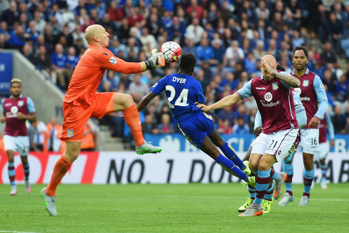 You can pinpoint the moment Villa's season went downhill.