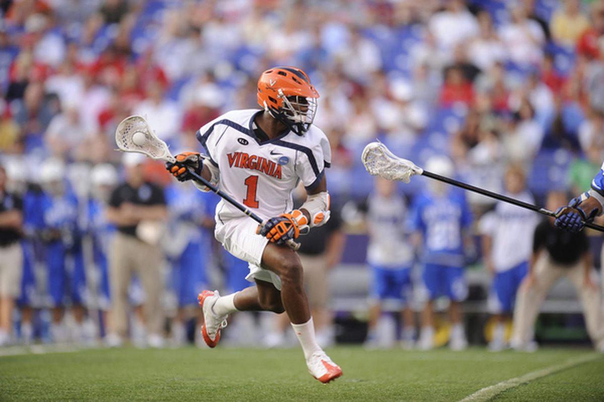 SBNation has Lacrosse photos, but not college baseball? In fairness, this photo is from a Final Four-type matchup.