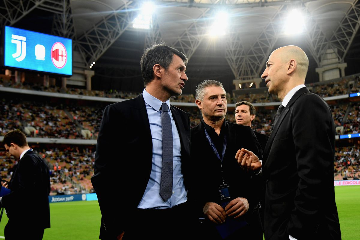 Juventus v AC Milan - Italian Supercup