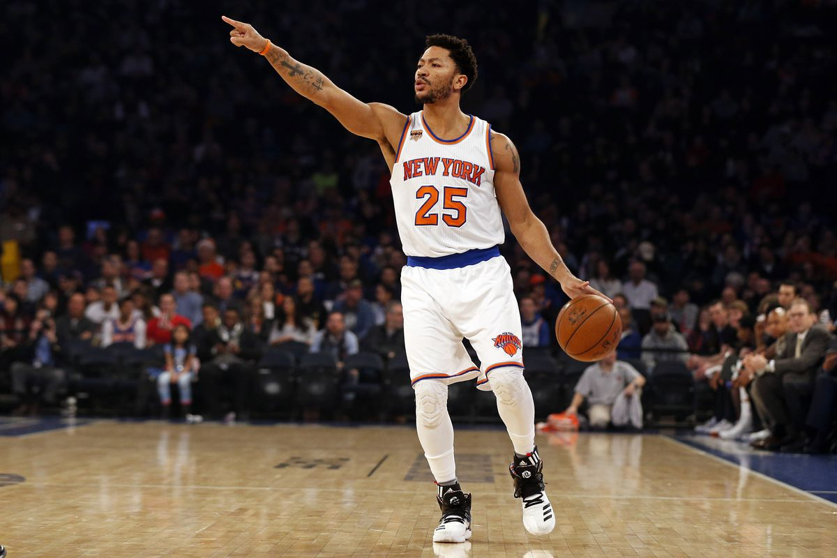 Derrick Rose thought he d get a max contract. He just signed for  2.1  million. 0 New ... d7ad30fbe