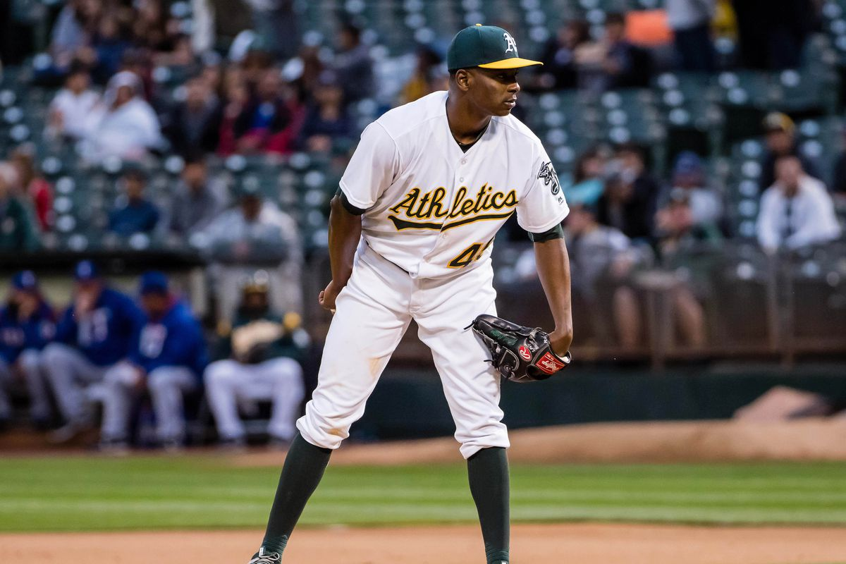 48f4fecdf25 Oakland Athletics Top 20 prospects for 2017  Mid-Season Review ...