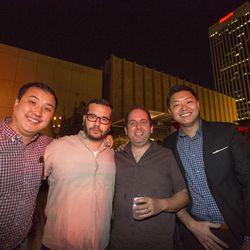 Khuong Phan, Jason Kessler, Zach Brooks, Matt Kang
