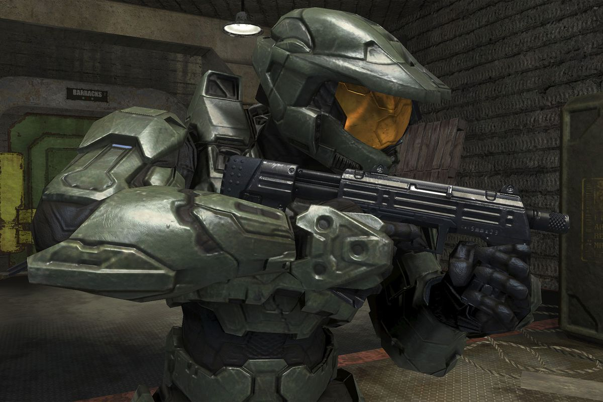 Halo Is Going Free To Play On Pc But Only In Russia The Verge