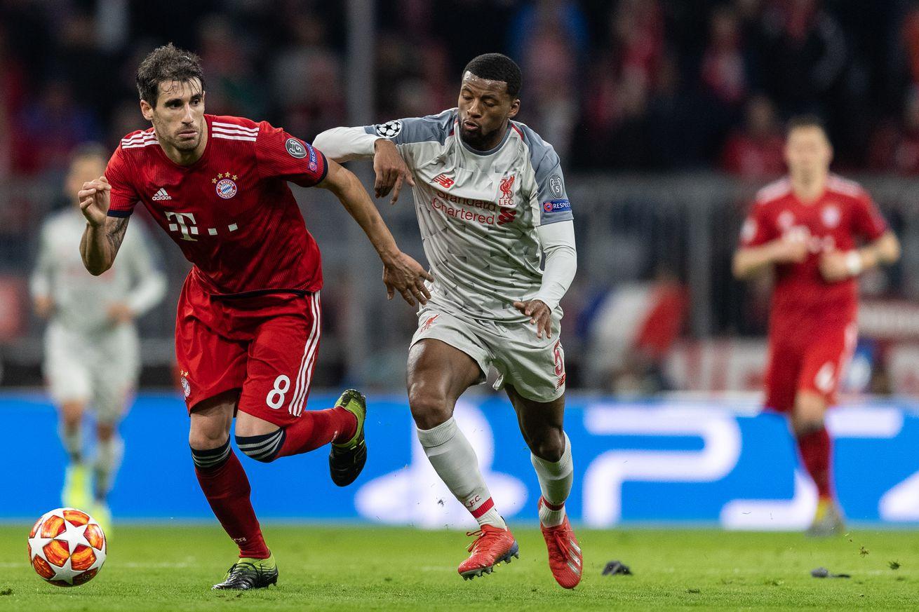 Georginio Wijnaldum talks about Bayern Munich?s interest in him and why he chose PSG