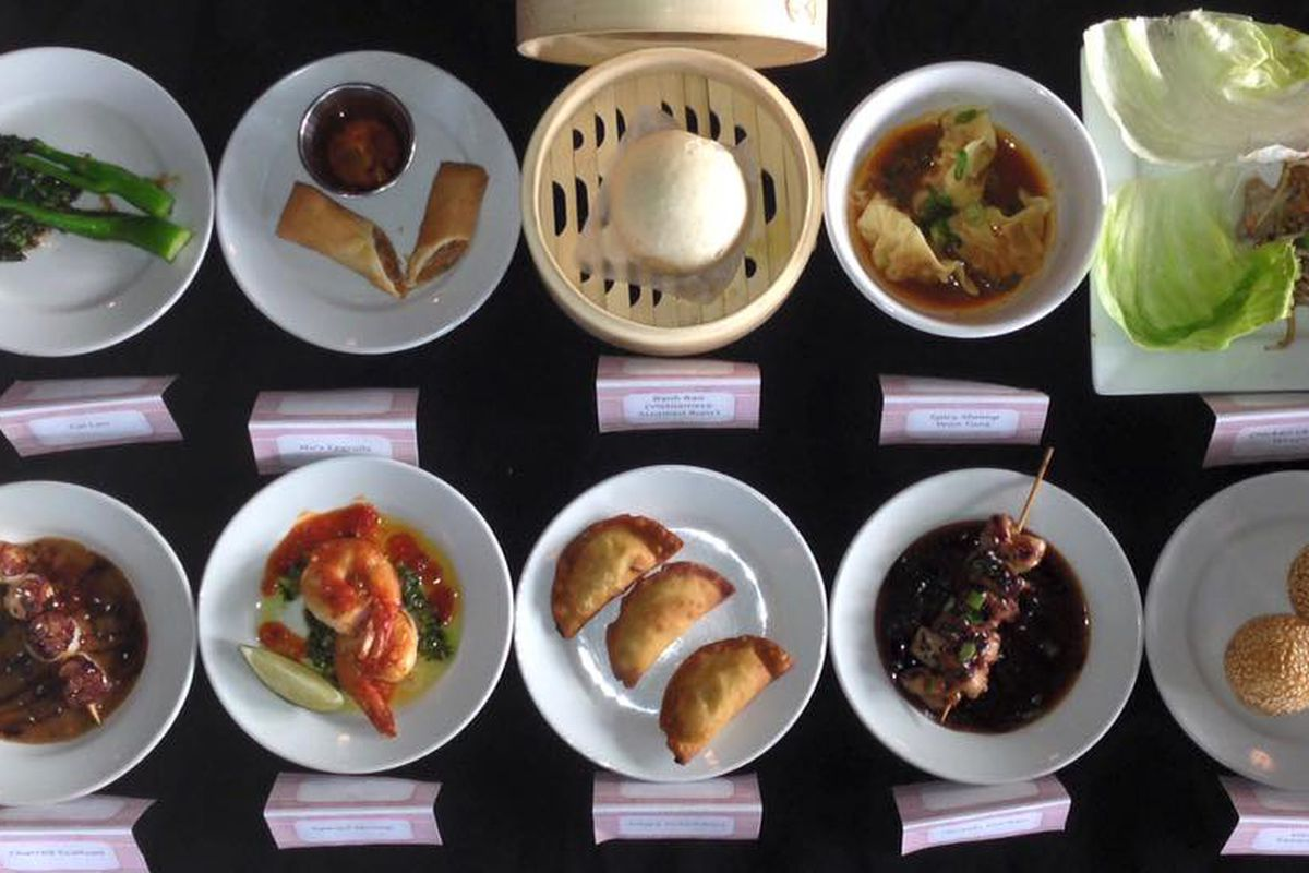 King's Wine Bar is the newest entry into the dim sum landscape