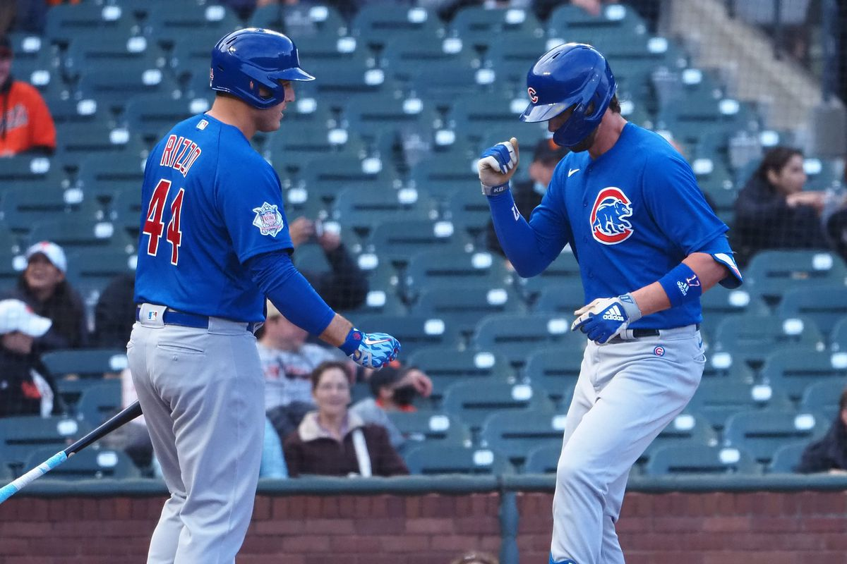 MLB: Chicago Cubs at San Francisco Giants