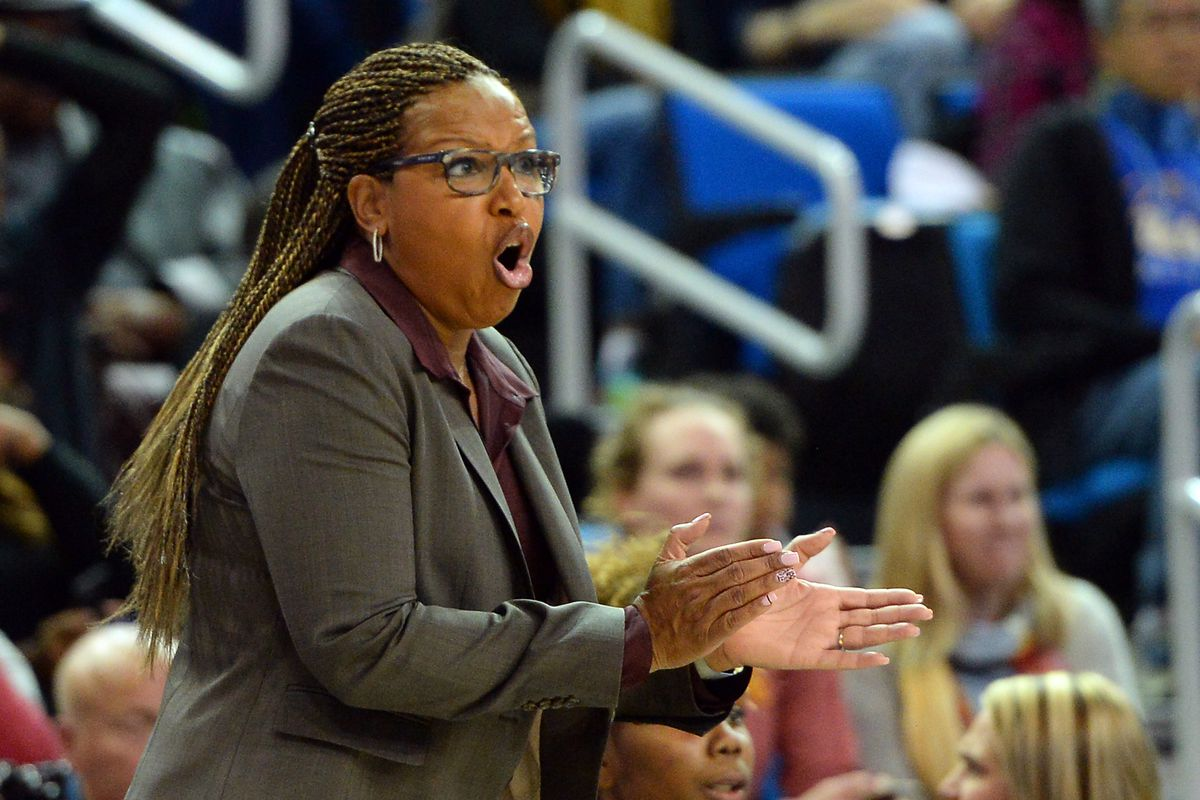 NCAA Womens Basketball: Southern California at UCLA